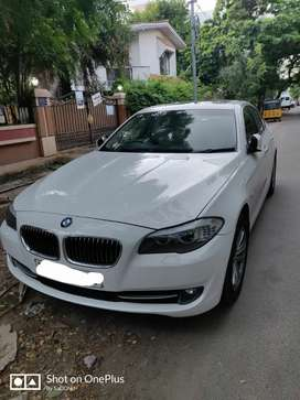 BMW 5 Series 2011 Diesel 75500 Km Driven