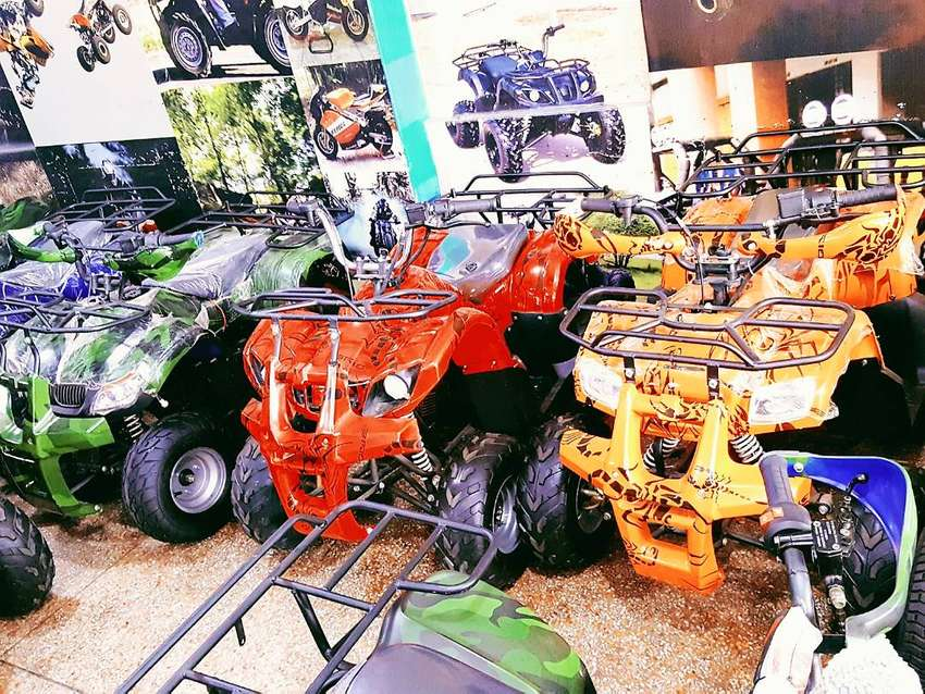 Sports 100-CC QUAD ATV BIKE for sell delivery all pak 0