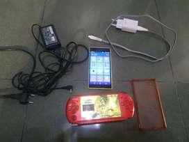 Psp 3000 slim dan Sony z5 compact