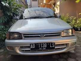 Dijual Starlet SEG 1.3 Tahun 1994 Plat AB Kota Jogja