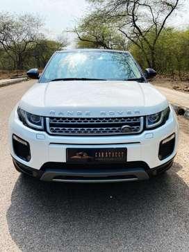 Land Rover Range Evoque Dynamic SD4 (CBU), 2018, Diesel
