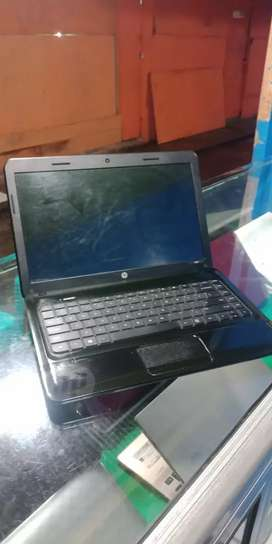 Laptop Hp mulus siap pakai