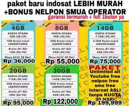 Paket data indosat termurah agen kuota internet murah indosat freedom