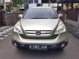 Honda CRV 2007 Automatic sdh termasuk balik nama