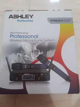 Mic wireless Ashley Perfecrion