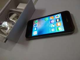 Iphone 4s rom 16gb along with bill