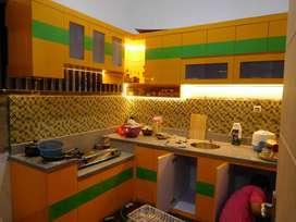 Kitchen Set Multiplek dan HPL Berkualitas dan Garansi!