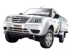 Yodha pickup (TATA MOTORS) with Rate of Intrest only 0.99% yearly