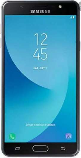 Samsung Galaxy j7 max black  in very Good condition 1 year old