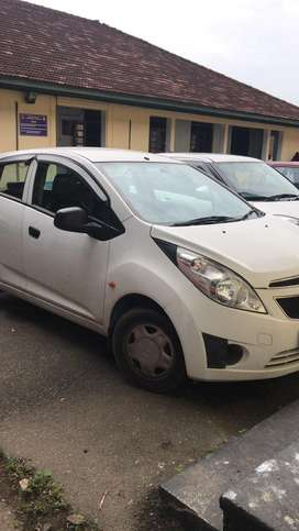 Chevrolet Beat 2012 Diesel Well Maintained