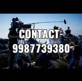 Looking for fresher boys &girls for ad shoot ,Tv serials ,films