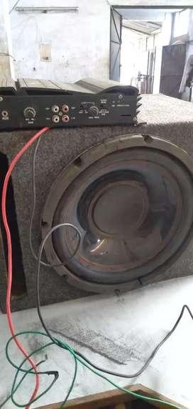 Car system bass