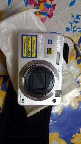Sony camera, cyber-shot