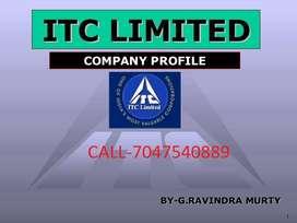 I T C COMPANY hiring candidate for WEST BENGAL CIRCLE  . ITC company n