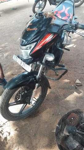Honda cb shain sp