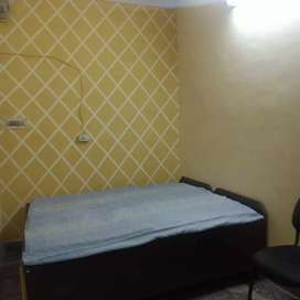 Separate furnished room on rent in parmanand colony, Mukherjee Nagar
