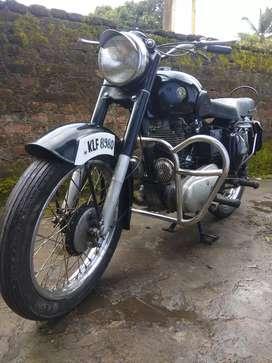 1974 original keral regn bullet 350 for sale