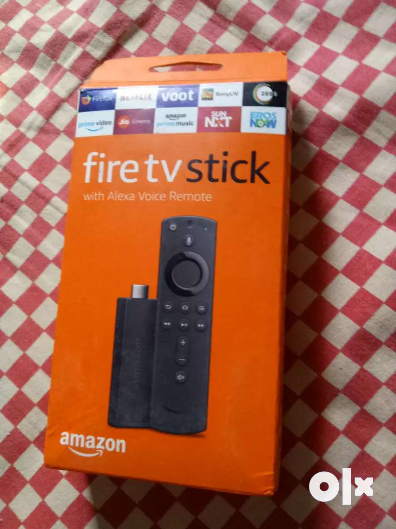 fire tv stick with alexa voice remote 0