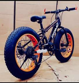 Brand new Kids jr.fat tyre bicycle