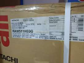 BRAND NEW BOX PACK HITTACHI 1.5 TON 5 STAR WINDOW AC ONLY RS 26500