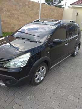Dijual Livina X-gear Matic CVT ,AB, Atas NamaSendiri,Pajak Baru,th2013