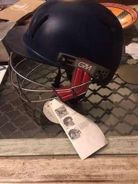 Cricket Helmet - GM (Gunn and Mooere) 5 1/2