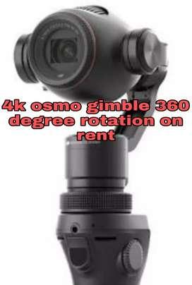 DSLR Nikon D5600 on rent 399/- rupee per day
