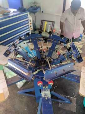 T shirt printing butterfly machine for sale INR 35000