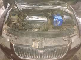 [Skoda Superb , Petrol TSI Engine Available.]
