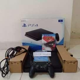 PS4 Slim seri CUH-20 1 TB Jet Black