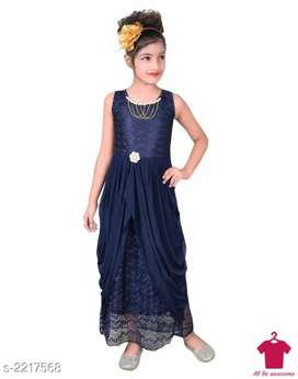 Classy Kid's Girl's  Dresses
