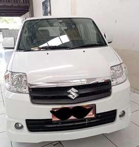 Suzuki Apv GX M/T 2012 Putih cc 1.5