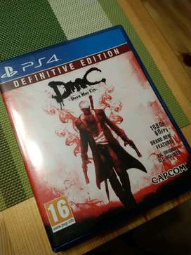 Devil May Cry - Game PS4