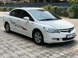 Honda Civic Hybrid 2008 CNG & Hybrids 89000 Km Driven