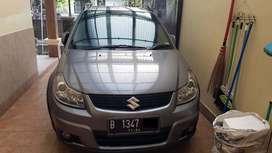 Suzuki SX4 X-Over 2012 Manual
