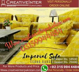 Sofa set bed leatest design dressing table coffee Chair center table