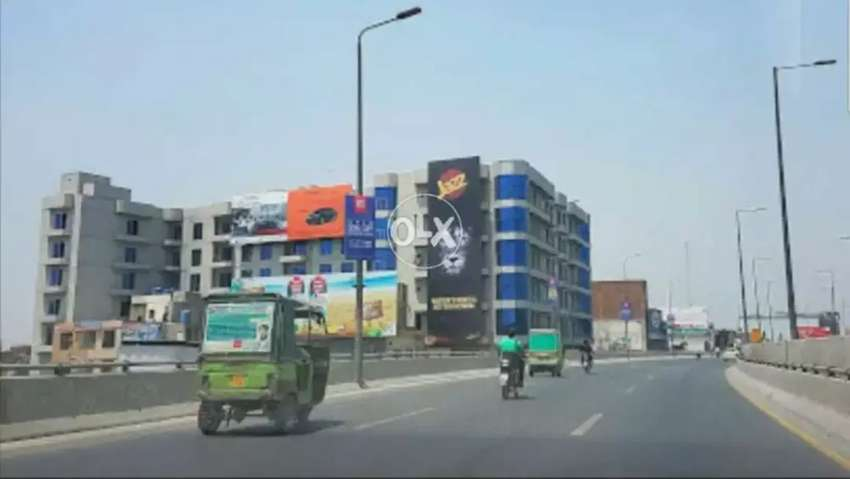 Flat for Sale in Madina tower Muslim Town Lahore 0