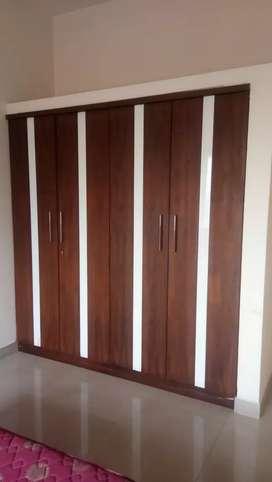 2/BHK semi furnished flat rent near Mourick Palesh apartment