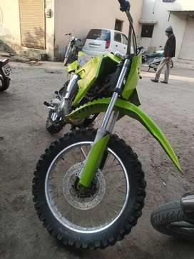 Yamaha Rx 2 stock dirt bike for sell