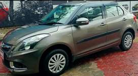 Maruti Suzuki Swift Dzire 2016 Petrol 30,000 Km Driven showroom condtn