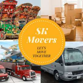 SK Movers & Packers - The Best Home, Office Relocation Company