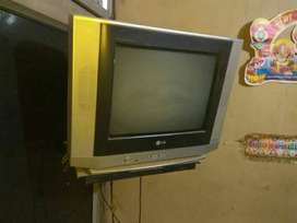 14 inch LG tv in good condition, working