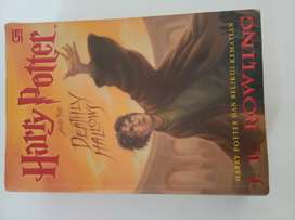 Novel Harry Potter and Deathly Hallows