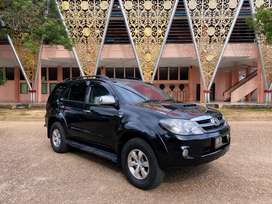 Toyota Fortuner G Manual 2008