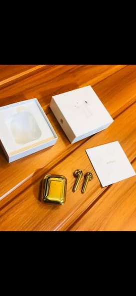 Apple airpods 2 gold edition