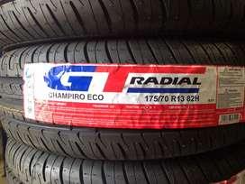 BAN GT RADIAL 175/70 R13 CHAMPIRO ECO