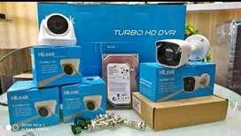 (Diskon Untuk Anda) Paket CCTV Pilihan Terbaik Komplit Free Jasa Pasng