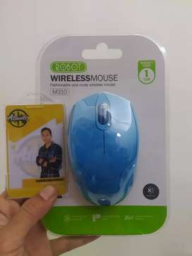 mouse robot m310 bluetooth garansi 1thn