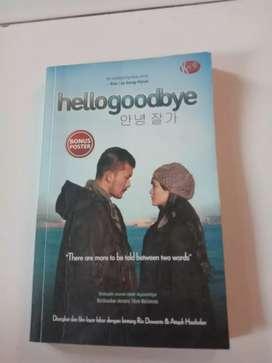 Novel hellogoodbye
