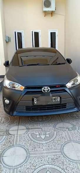 Jual Toyota Yaris type G tahun 2016, Manual